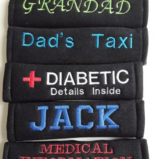 Car Seat Belt Cover Pad